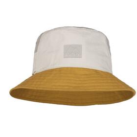Buff Sun Spand hat, hvid/gul
